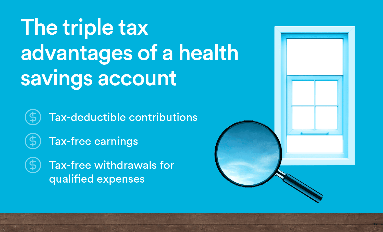 advantages of a health savings account